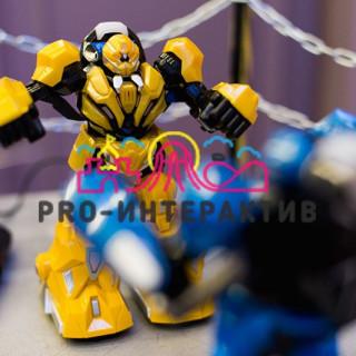 Салонная игра битва роботов в аренду