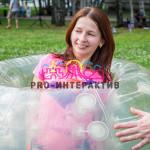 Аренда аттракциона бампербол на мероприятия