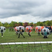 Аренда футбольного аттракциона бампербол