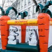 Организация детских аттракционов