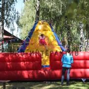 Скалодром для детей и взрослых
