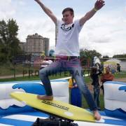 Аренда родео сёрфинга на праздник