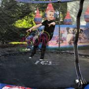 Спортивный батут для детей