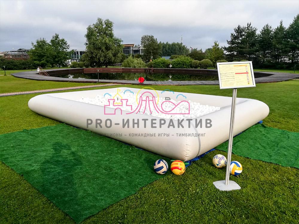 бассейн с шариками для детей