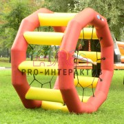 Организация эстафеты с Беличьим колесом