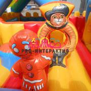 Аренда батута на детский праздник