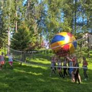 Волейбол потешный на праздник