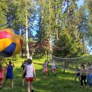 Заказать волейбол на праздник
