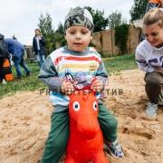 Организация праздников с детскими аттракционами