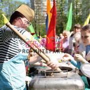 Аренда полевой кухни на мероприятие
