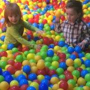 Аренда сухого бассейна на детский праздник