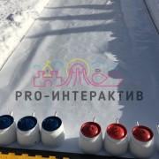 Русские забавы на масленицу