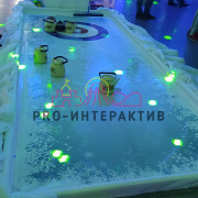 Керлинг по-русски на праздник