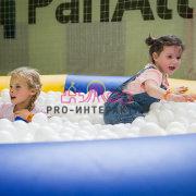 Сухой бассейн в аренду на праздник ребёнку