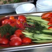 Заказать приготовление полевого питания на праздни