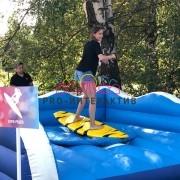 Аттракцион сёрфинг на летний корпоротив