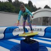 Прокат родео на сноуборде на спортивное мероприятие