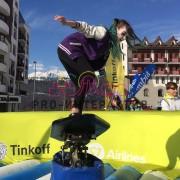 Родео сноуборд на праздник в аренду