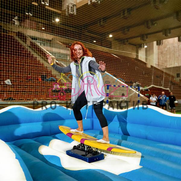 Родео сёрфинг в аренду на мероприятие