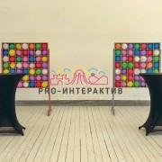 Тир с разноцветными шариками в аренду на мероприятие