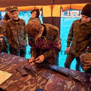 Организация Сборка-разборка оружия на празднике