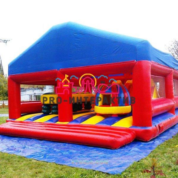 Спорткомплекс на детский праздник