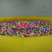 Сухой бассейн 6 м