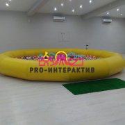 Сухой бассейн 6 м в аренду