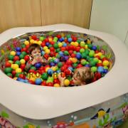 Детский сухой бассейн на мероприятие