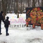 Организуем праздник масленицы на улице
