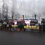 Выездная полевая кухня на праздник 23 февраля