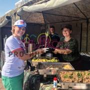 Аренда полевой кухни на 9 мая