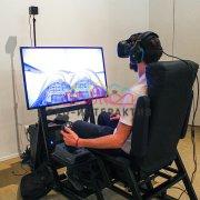 Аренда аттракциона Авиасимулятор VR виртуальная реальность на вечеринку