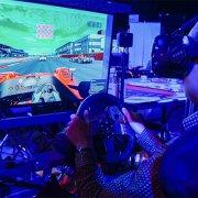 Аренда аттракциона Автосимулятор VR виртуальная реальность на корпоратив