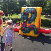Аренда надувных детских тиров