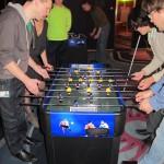 Аренда стола для настольного футбола