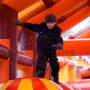 Аренда детской полосы препятствий