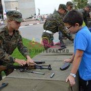 Обучение по сборке разборке оружия