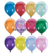 Надувные шарики для аттракциона