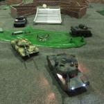 Аренда радиоуправляемых танков