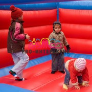 Аренда детского батута на праздник