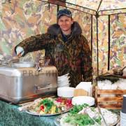 Заказать кухню полевую