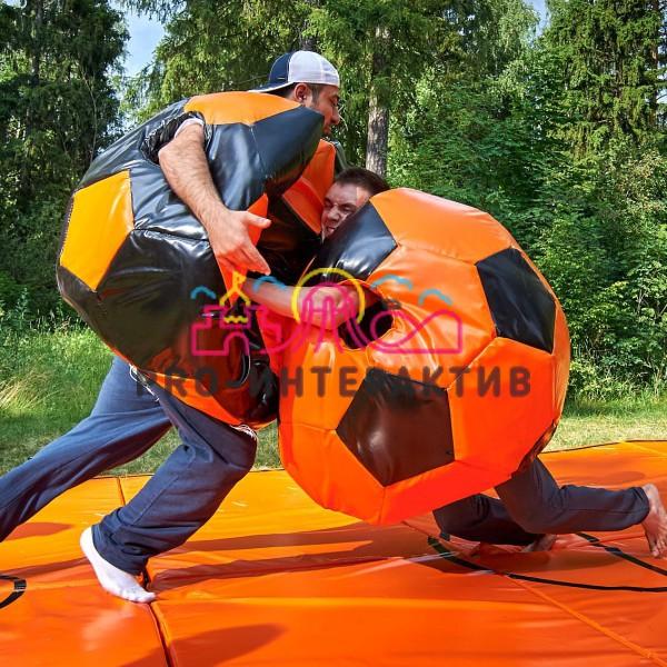 Футбольное сумо