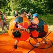 Борьба сумофутбол