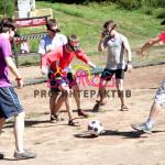 Футбол в биноклях: неожиданный ракурс