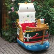 Аренда детской качалки корабль