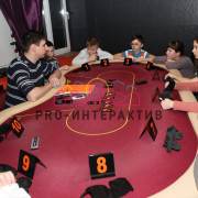 Выездное казино с игрой в мафию