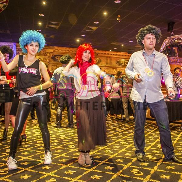 Организация танцевальной зоны на мероприятии