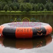 Батут для прыжков на воде