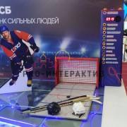 Развлечения в хоккейной тематике